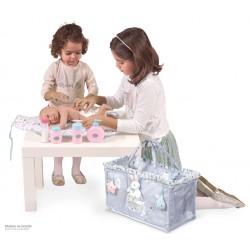 Korb für Puppen Reborn Martín De Cuevas Toys 53929 | De Cuevas Toys
