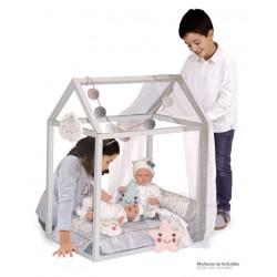 Bett Puppenhaus aus Holz Martín De Cuevas Toys 54929