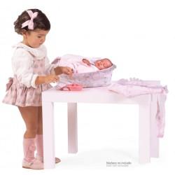Combi 4 in 1 für Puppen Magic María De Cuevas Toys 53534 | De Cuevas Toys