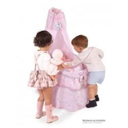 Tragkörbchenfür Puppen Magic María De Cuevas Toys 51034 | De Cuevas Toys