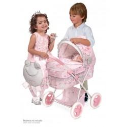 Faltwagen für Puppen Magic María DeCuevas Toys 85034 | DeCuevas Toys