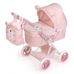 Faltwagen für Puppen Little Pet DeCuevas Toys 85039