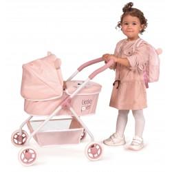 Wagen für Puppen Mein Erster Wagen Tiere Little Pet DeCuevas Toys 86039