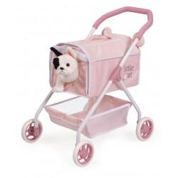 Haustierenwagen Mein Erster Wagen Tiere Little Pet DeCuevas Toys 86139