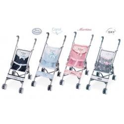 Faltstuhlwagen für Puppen DeCuevas Toys 90096