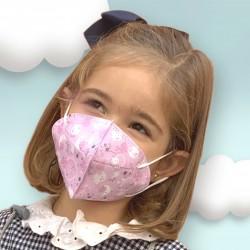 Wiederverwendbare Hygienemaske Magic María für Kinder DeCuevas Toys