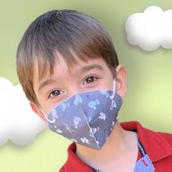 Sky DeCuevas Toys Wiederverwendbare Hygienemaske für Kinder 105.10002