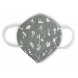 Sky De Cuevas Toys Wiederverwendbare Hygienemaske für Kinder 105.10002