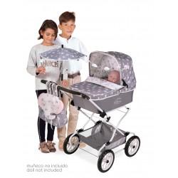 Faltwagen für Puppen Reborn Sky DeCuevas Toys 82035