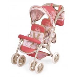 Zwillingsitz-Faltwagen für Puppen Martina DeCuevas Toys 90333