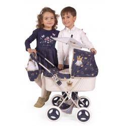 Faltwagen für Puppen Classic Romantic DeCuevas Toys 85032 | DeCuevas Toys