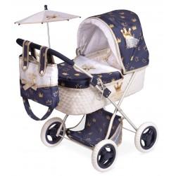 Faltwagen für Puppen Classic Romantic DeCuevas Toys 85032