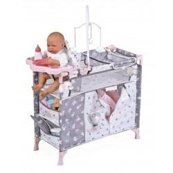 Faltkleiderschrank für Puppen Sky DeCuevas Toys 53035