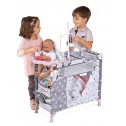 Faltkleiderschrank für Puppen Sky DeCuevas Toys 53035 | DeCuevas Toys