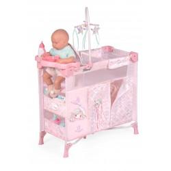 Faltbarer Puppenkleiderwechsler Ocean Fantasy DeCuevas Toys 53041