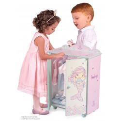 Puppenholzschranks Ocean Fantasy DeCuevas Toys 55241 | DeCuevas Toys