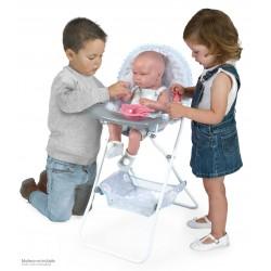 Faltstuhl für Puppen Martín DeCuevas Toys 53229 | DeCuevas Toys