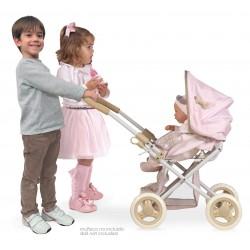 Faltbarer Puppenwagen und Stuhl 3x1 Didí DeCuevas Toys 85143 | DeCuevas Toys