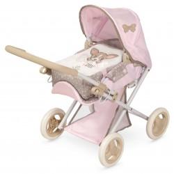 Faltbarer Puppenwagen und Stuhl 3x1 Didí DeCuevas Toys 85143