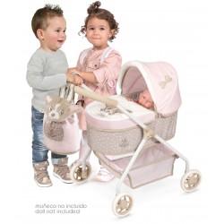 Mein erster Kinderwagen Puppenwagen Didí DeCuevas Toys 86043 | DeCuevas Toys