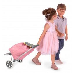 Faltbarer Kindereinkaufswagen verschiedene Modelle DeCuevas Toys 52089 | DeCuevas Toys