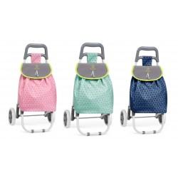 Faltbarer Kindereinkaufswagen verschiedene Modelle DeCuevas Toys 52089