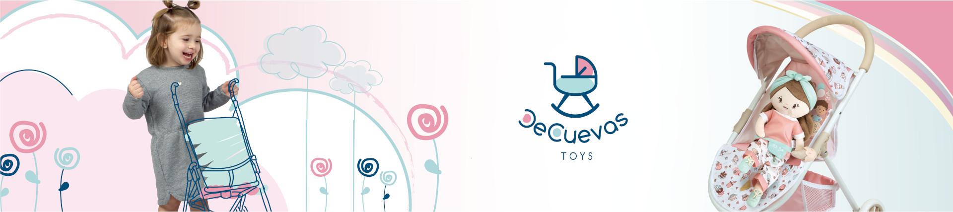 Puppenstühle | DeCuevas Toys